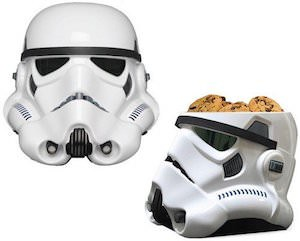 Star wars stormtrooper cookie jarget star wars - Stormtrooper cookie jar ...